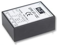 EPSL 5T12C (+5V @ 300mA, +12V, -12V @ 150mA)