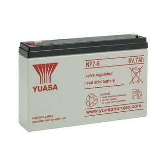 YUASA - NP7-6