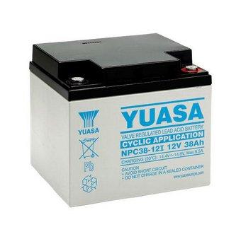 YUASA - NPC38-12I